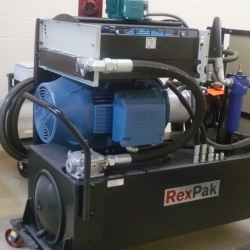 Mobile Hydraulic Pump