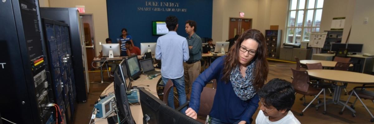 Duke Energy Smart Grid Lab